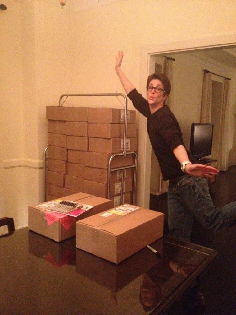 Update from the 'Drift' book tour