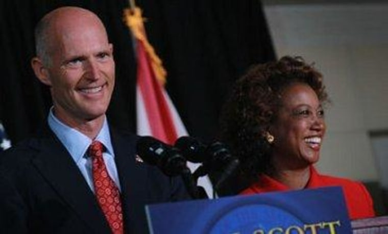 Scandal forces Florida Lt. Gov. to resign