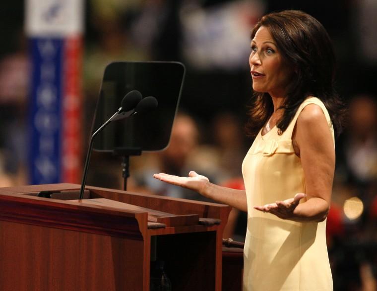 """High level  Republicans slam Bachmann for """"McCarthy level"""" rhetoric against Huma Abedin"""