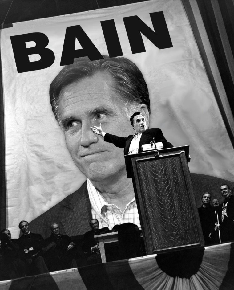 Tipping point For Romney?