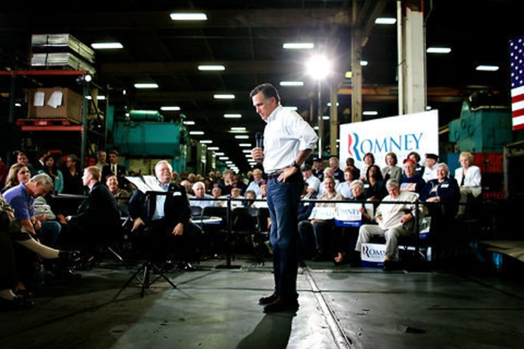 After Another Awful Week, Mitt Romney Forced to do Non-Fox News Interviews