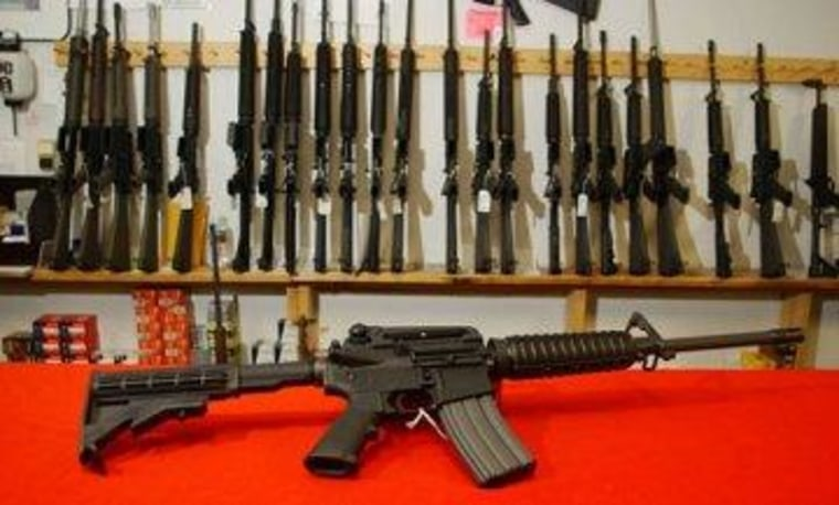 Red-state Dems signal support for background checks