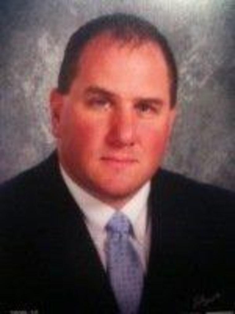 Headmaster Joseph Sanelli.