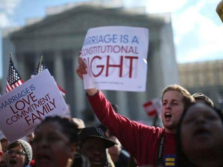 Supreme Court turns its attention to DOMA