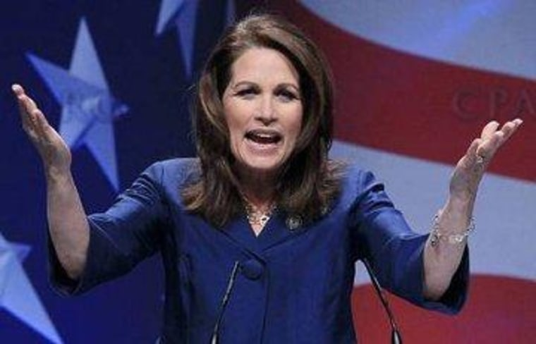 Bachmann the subject of ethics inquiry