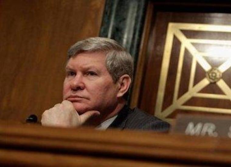 Tim Johnson latest to depart Senate