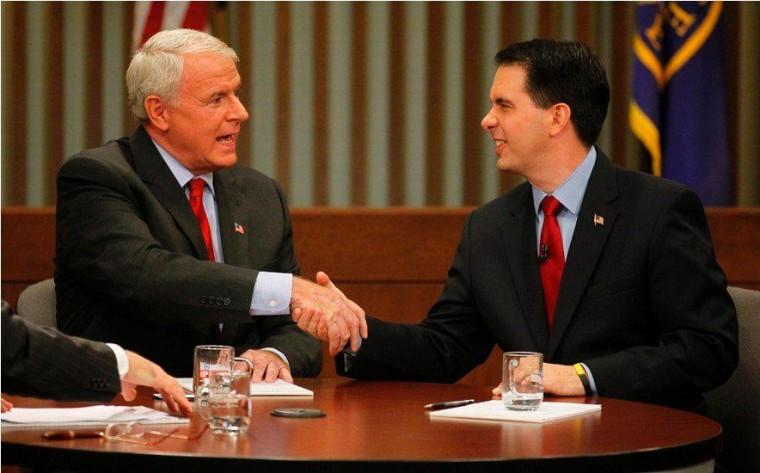 BREAKING: Wisconsin Gov. Scott Walker survives recall effort, NBC News projects