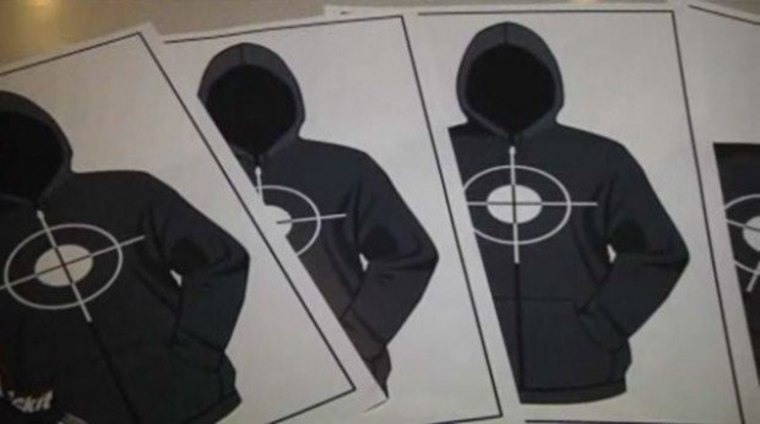 Trayvon Martin gun range targets sold out online