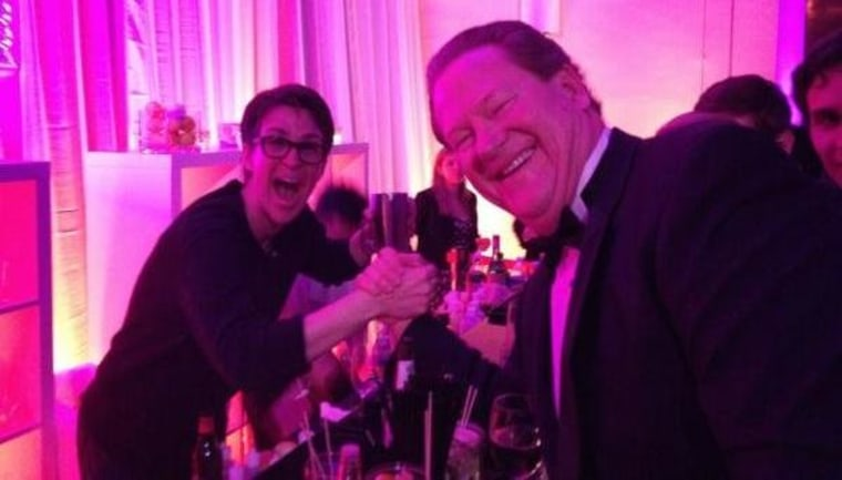 Check out msnbc's White House Correspondents' Dinner after-party