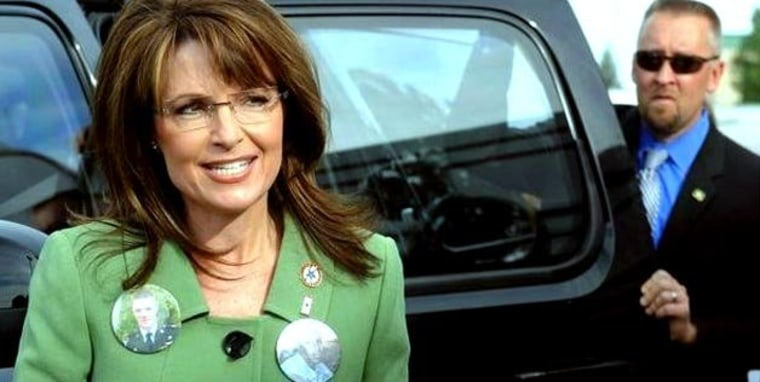 Palin: Secret Service may be 'checking out' Michelle Obama instead of guarding her