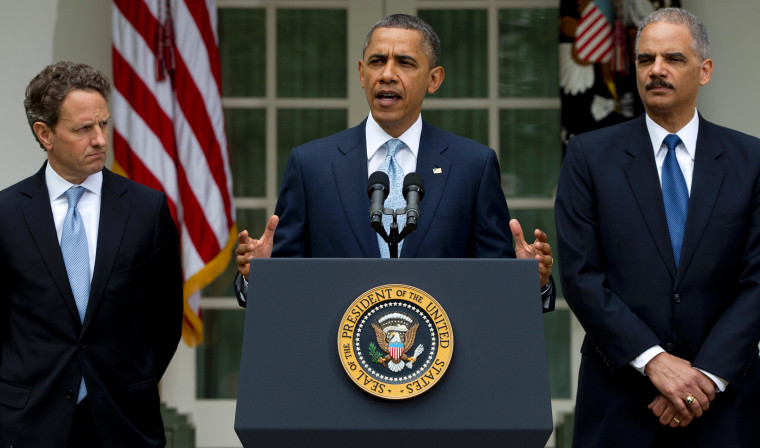President Obama speaks from the Rose Garden about oil speculation (4/17/12)