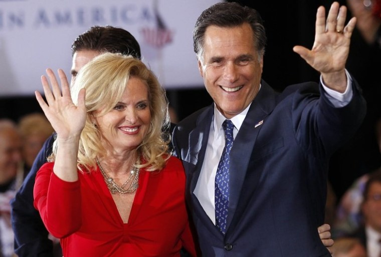 NBC News projects Romney in Massachusetts; Oklahoma, Tennessee too early to call