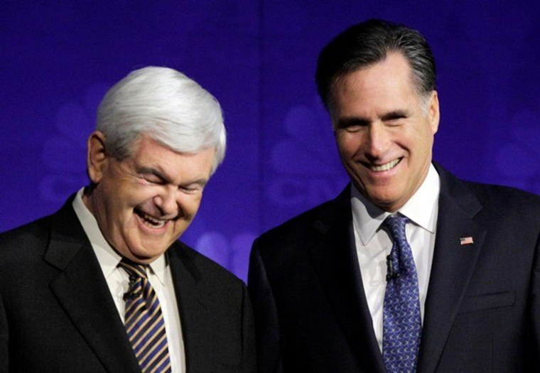NBC News projects Gingrich in Georgia; Vermont, Virginia too early to call