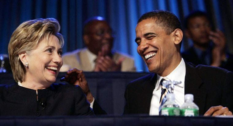 Clinton on 2012 ticket could invigorate the right-wing