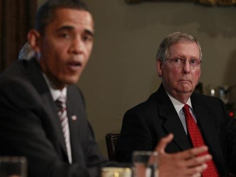 The President Is Thumping John Boehner