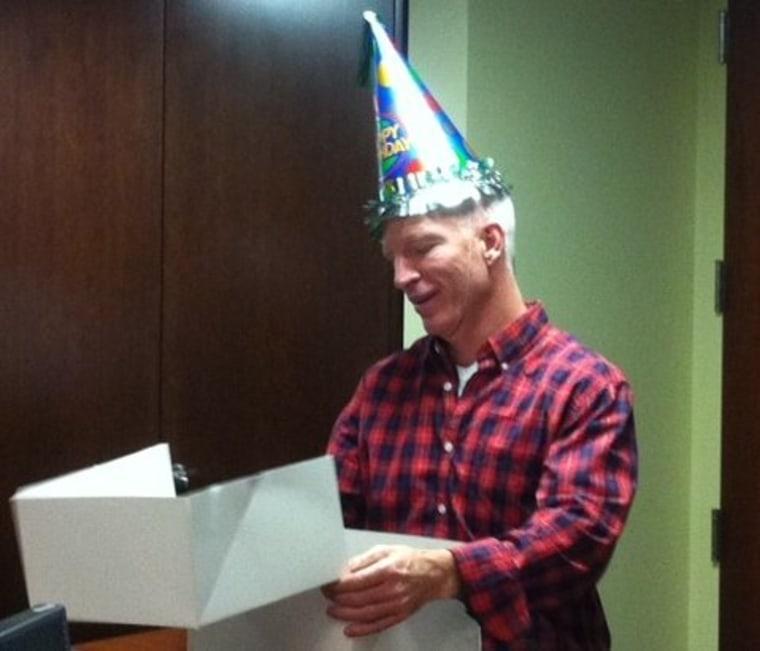 Happy birthday Carey!