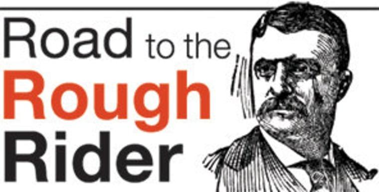 """Vote Ed Schultz for the \""""Rough Rider\"""" Award"""
