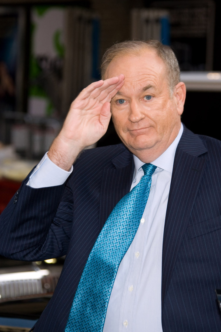POLL: WOULD YOU BE WILLING TO PAY MORE IN TAXES IF IT MEANT BILL O'REILLY WOULD RETIRE?