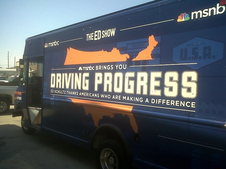 Driving Progress: Ohio - TONIGHT!