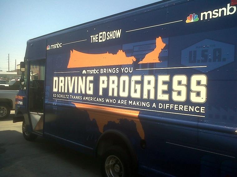 Driving Progress: Ohio - TONIGHT!