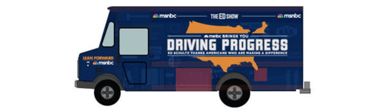 The Ed Show: Driving Progress (New Orleans)