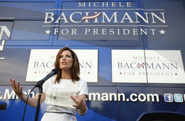 POLL: DO YOU BELIEVE MICHELE BACHMANN HAS A PLAN TO GET GAS BELOW $2?