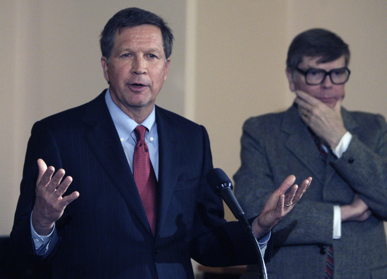 POLL: SHOULD OHIO WORKERS NEGOTIATE WITH GOVERNOR KASICH?