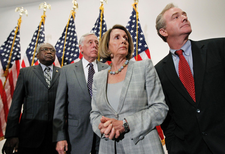 """POLL: SHOULD DEMOCRATS VOTE FOR ANY \""""MODIFICATIONS\"""" TO THE BIG 3?"""