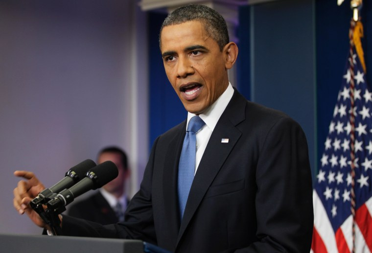 POLL: DO YOU THINK PRESIDENT OBAMA SHOULD CAVE ON TAX INCREASES?