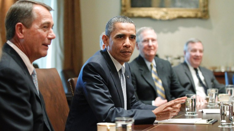 POLL: SHOULD THE PRESIDENT RISK HIS JOB FOR THE DEBT CEILING DEAL?