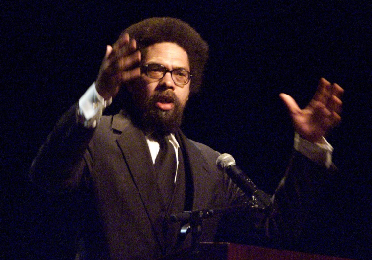 The Cornel West Interview