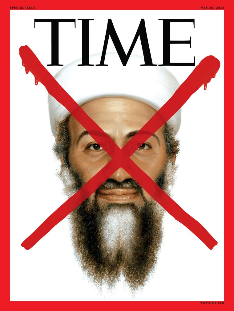 Bin Laden joins Hitler in Time