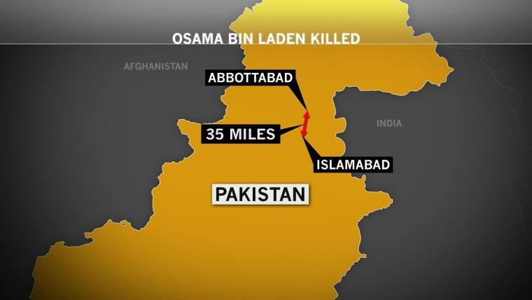 Bin Laden's $1M hideout