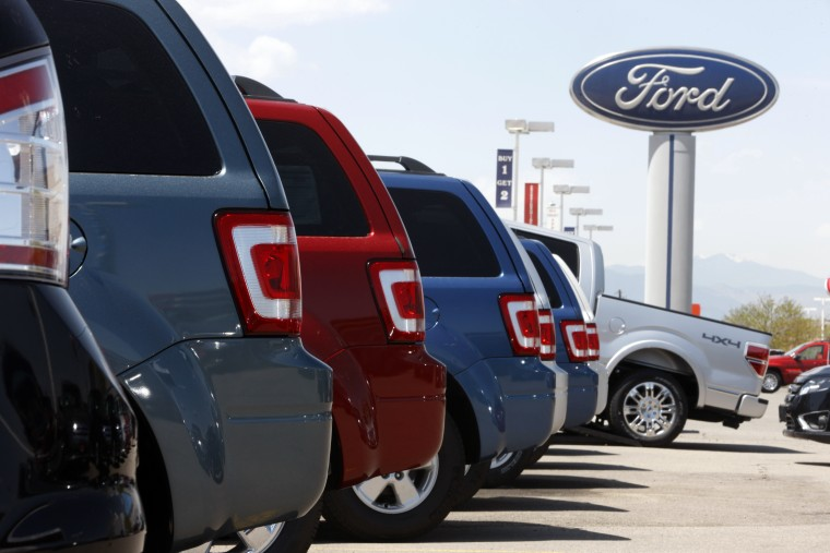 American auto sales on the rise