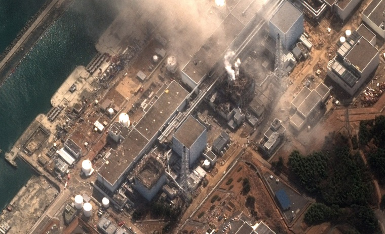 Disaster in Japan
