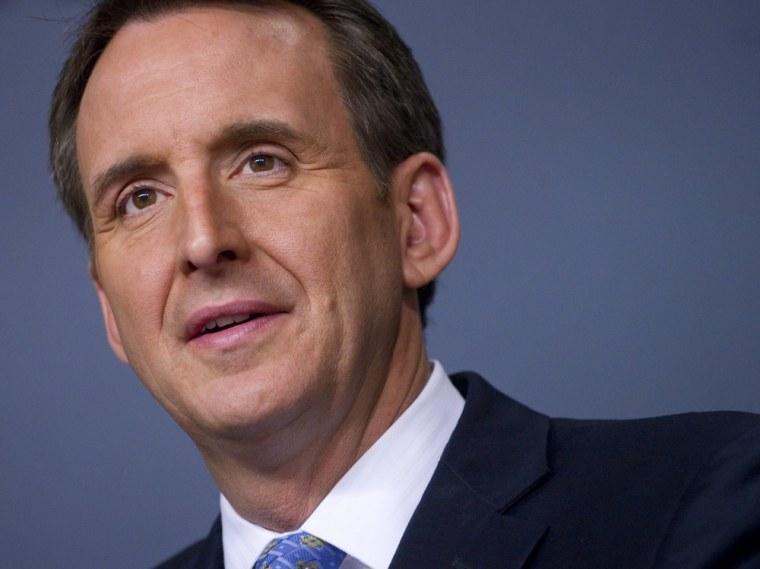 Pawlenty quits Romney campaign to run Wall Street lobby shop