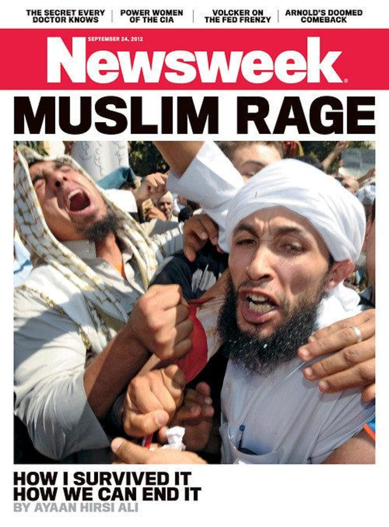 Twitterverse reacts to Newsweek's 'MuslimRage' hashtag with humor