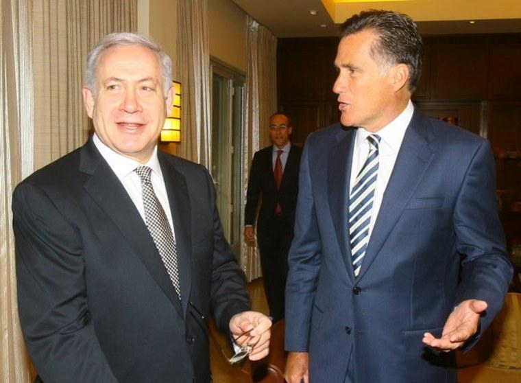 Romney racks up gaffes in UK, moves on to Israel