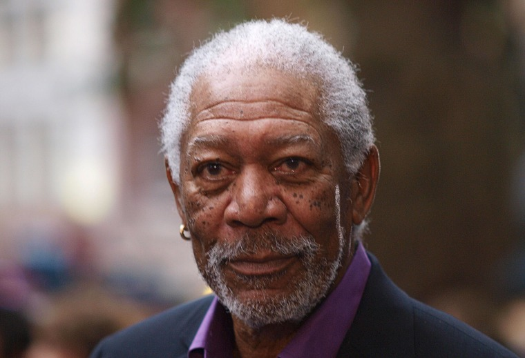 Morgan Freeman infuses pro-Obama super PAC with $1 million donation