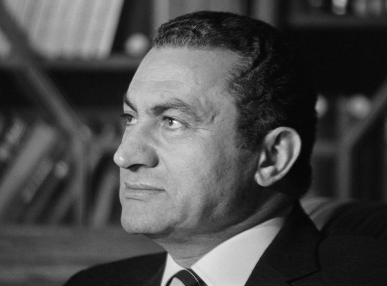 The President of Egypt for nearly 30 years, Mubarak was an advocate for peace in the Middle East and a major U.S. ally, but Egyptians eventually grew tired of his corrupt regime and he was ousted in a popular revolt in February 2011.