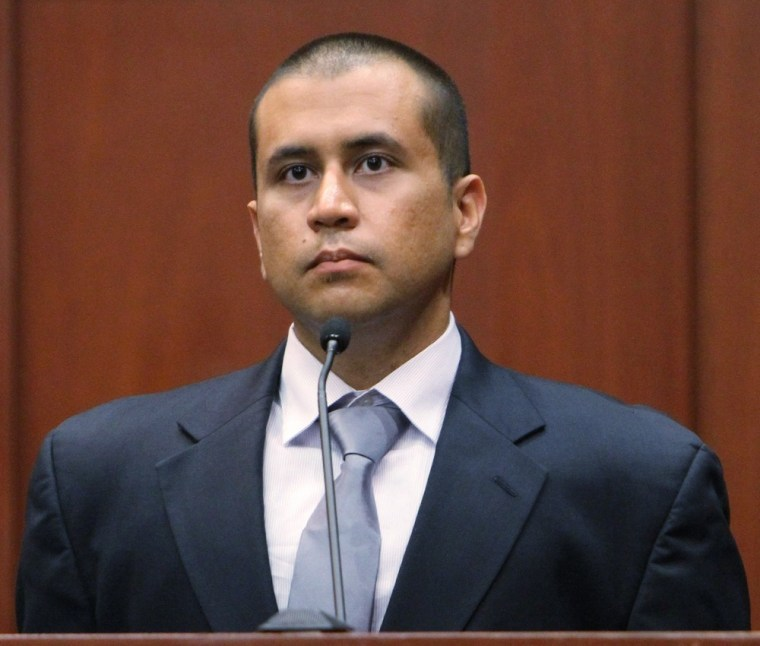 Doctor: George Zimmerman had broken nose and two black eyes after Trayvon Martin shooting