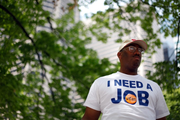 The jobs crisis is really a crisis of long-term unemployment