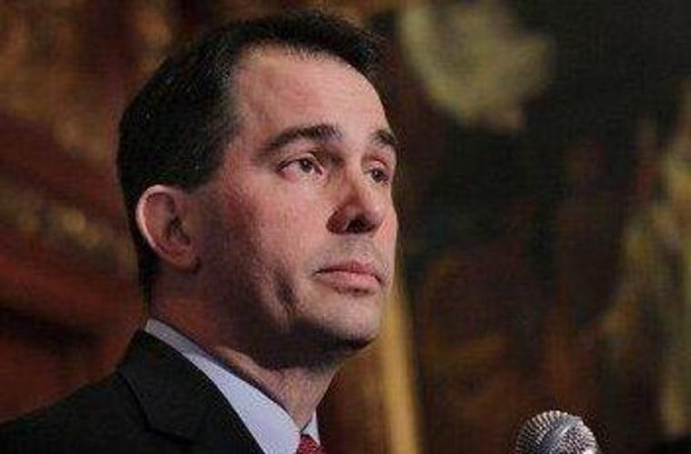 Walker starts to get cold feet on electoral scheme