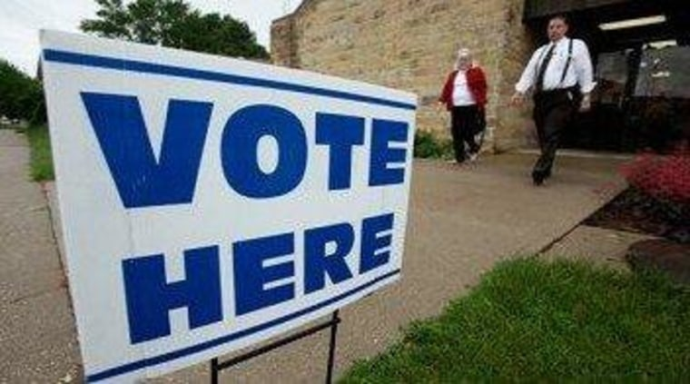 Voter fraud seemed like a good idea at the time