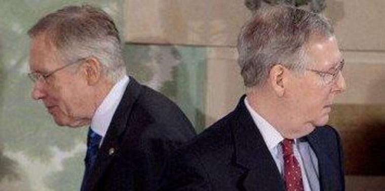 Filibuster reform dead until at least 2015 [updated]