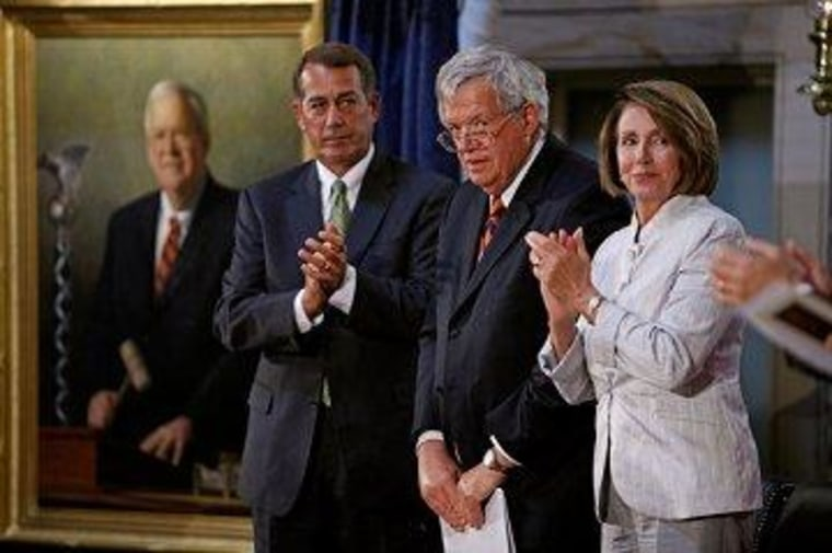 Good riddance to the 'Hastert Rule'?