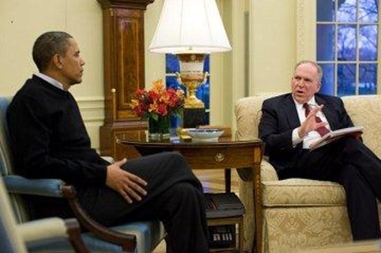 Brennan nominated to head CIA