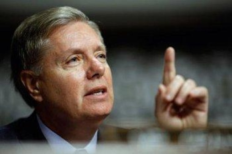 The election Lindsey Graham might have missed