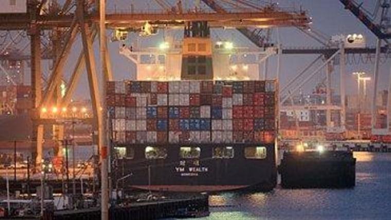 Port strike averted