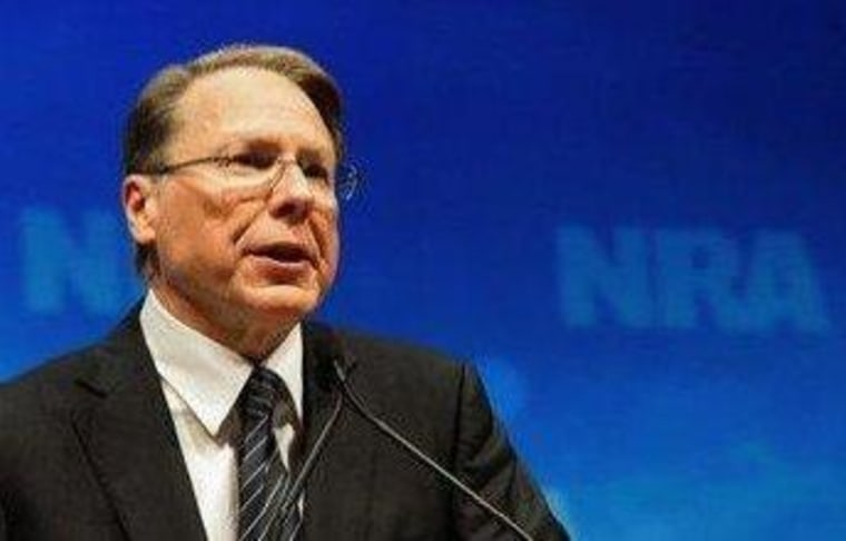 The NRA stands in the way of science, too